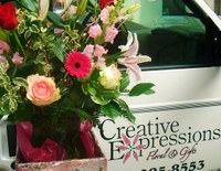 Local florists pollock randall funeral home port huron mi creative expressions mightylinksfo