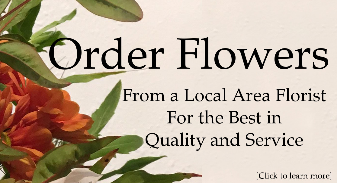 Order Flowers Locally