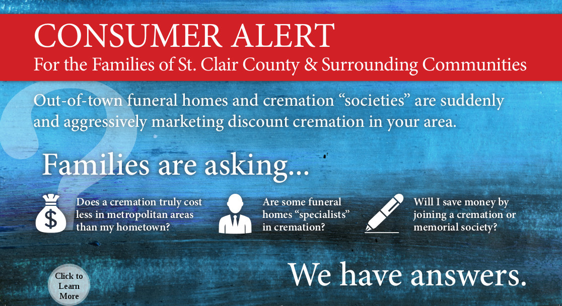 Consumer Alert (Click to learn more)