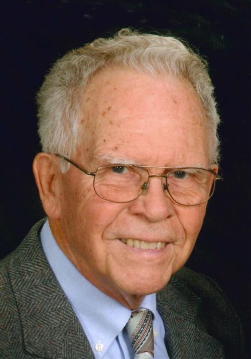 """Albert H """"Bert"""" Van Sickle"""