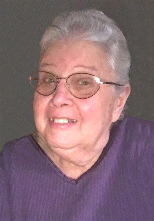 Joan M Barr