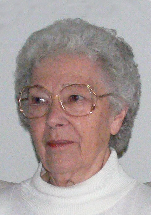 Mary Lillian (Moretz) Woolman