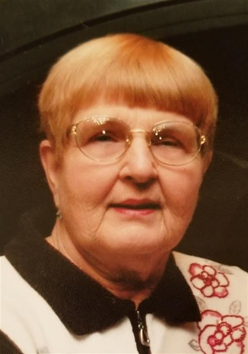 Lillian E Johnston