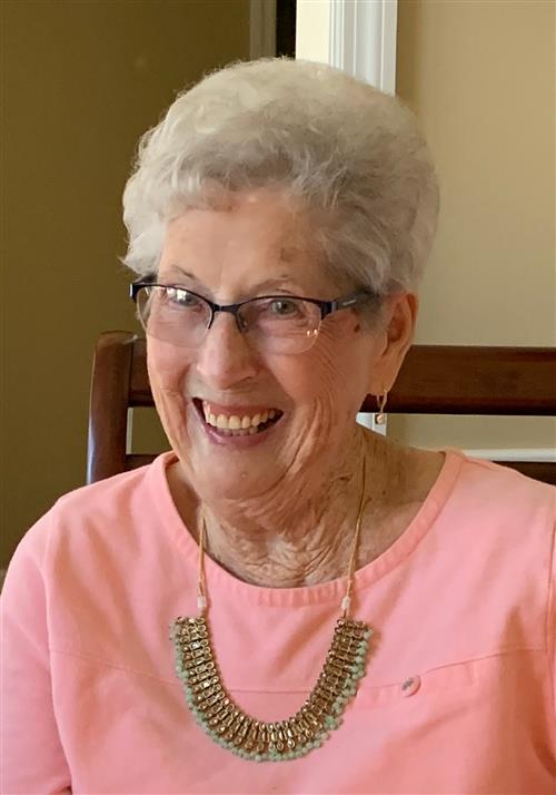 Gladys M Lymburner