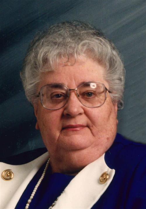 Esther M Hunter