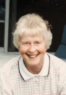 Margaret M Burns