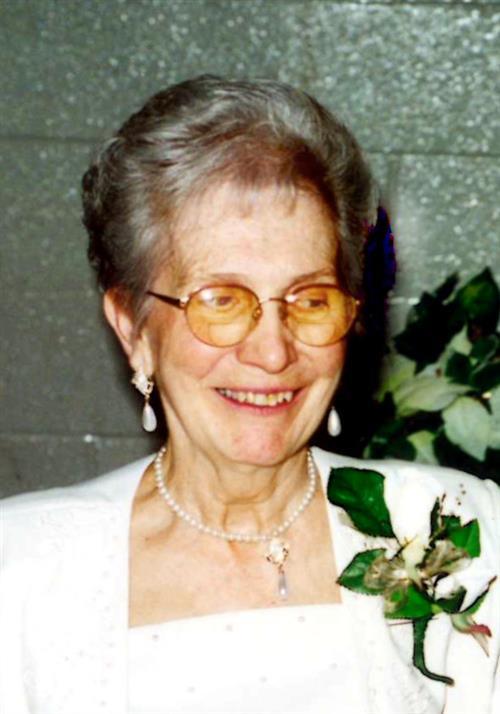 Mary J Hamilton
