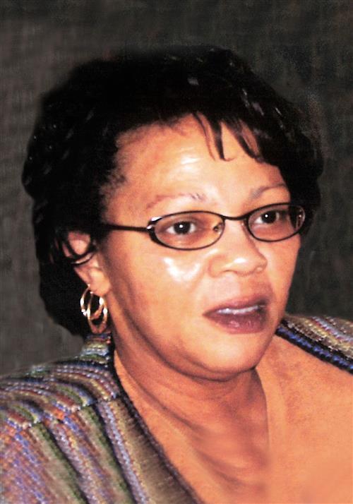 Barbara E McMillan