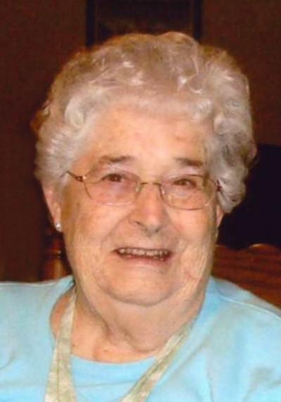 Margery E Pearson