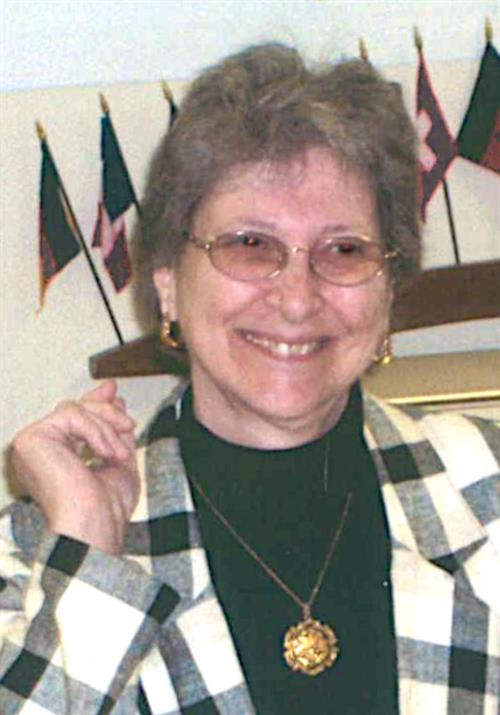 Eleanor F Kane