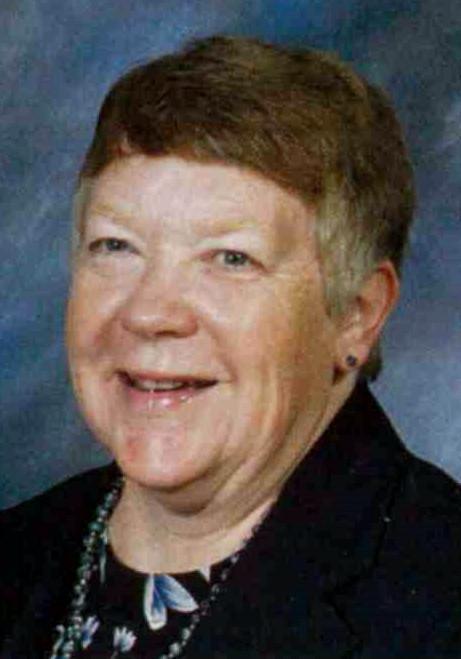 Annette M Johnston